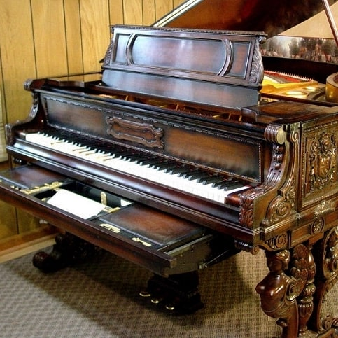 دانستنی های ساز پیانو