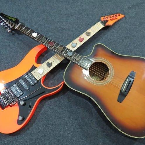 تفاوت سیم انواع گیتار ، کلاس آموزش گیتار ، کلاس موسیقی ، بهترین آموزشگاه موسیقی