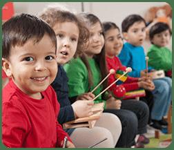 کلاس تخصصی موسیقی کودک
