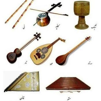 انواع سازهای موسیقی ٬ کلاس آموزش تار ٬ بهترین آموزشگاه موسیقی