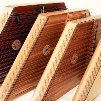 کوک سنتور با از تیونر ٬ آموزشگاه موسیقی شمال تهران ٬ کلاس آموزش سنتور